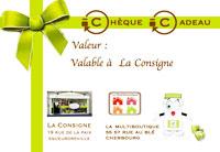 C'EST CADEAU : BONS D'ACHAT A OFFRIR - Epicerie Durable La Consigne